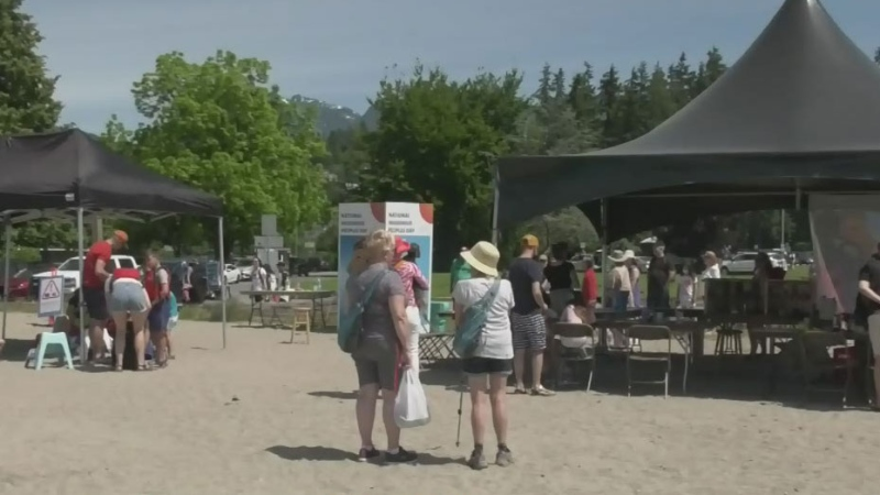 National Indigenous Peoples Day marked in B.C.