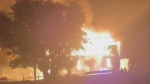 Two churches on fire on B.C. Indigenous land