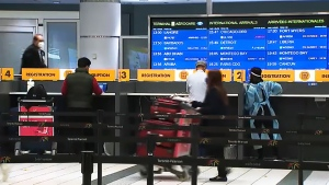 Most international travel restrictions will be lifted for Canadians, permanent residents and certain foreign nationals who are fully vaccinated on July 5.