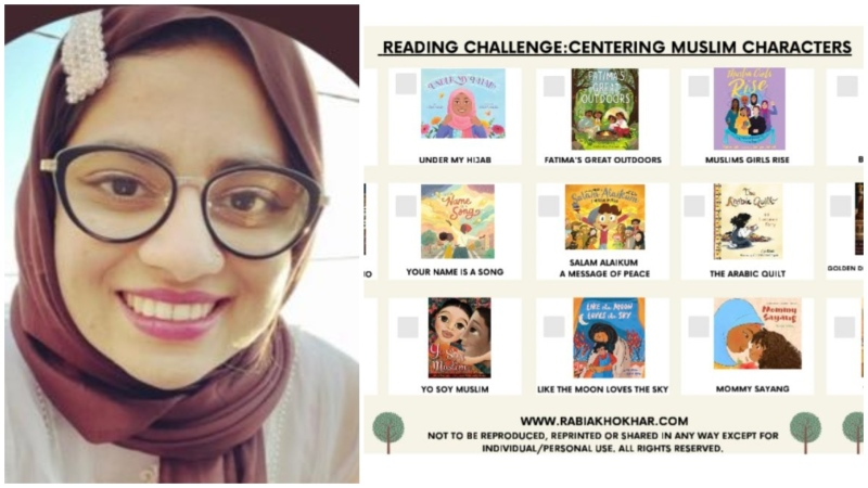 A Toronto-area teacher Rabia Khokhar has created a diverse reading list of children's books centered around Muslim voices as a way for parents and educators alike to do their part in fighting Islamophobia and anti-Muslim hatred in their circles.