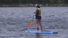 Sarah Polley and her sister began renting out kayaks and paddle boards at Nova Scotia's Long Lake four years ago. She says each summer the demand is growing.