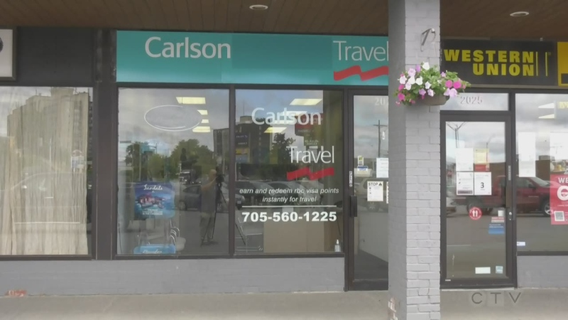 Local reaction to the lifting of some of the travel restrictions from Sudbury.