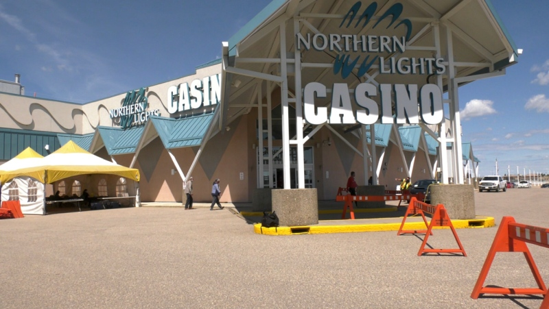 In Prince Albert, 115 staff are back to work at the Northern Lights Casino after being off since Dec. 19 2020.
