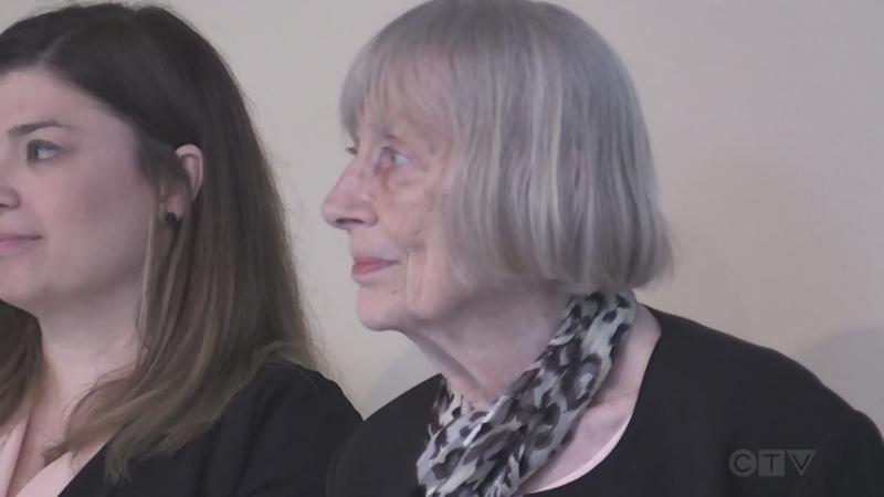 London Children's Museum founder Carol Johnston