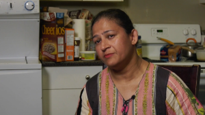 Surrey resident Sadaf Khan's called 911 over the weekend for her daughter, only to be told there were no ambulance available.