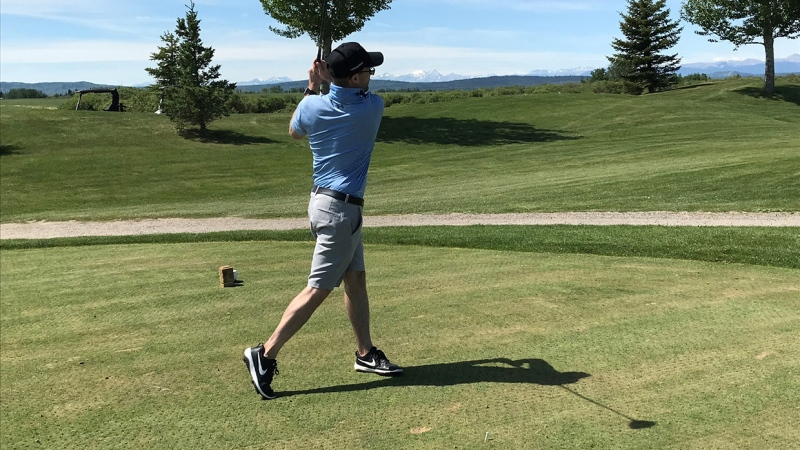 Calgary golfer Kevin Leibl is turning his passion for golf into a fundraiser for the Special Olympics