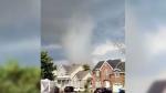 Quebec tornado 2021