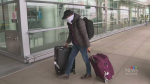 Canadians react to loosened travel restrictions