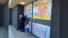 Spreading love at Tran Wellness Ontario (Bob Bellacicco)