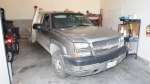 The stolen truck is shown: (BC RCMP)