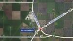 New Perimeter Highway Interchange