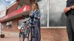 A bike that went missing in April from Edmonton, was recovered by police in Vancouver. EPS returned the bike to the owners mother Carrie Candy.