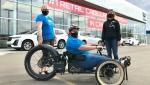 Bowhead Reach bike donated for charity