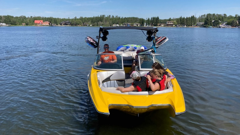 For water-lovers interested in renting jet skis, pontoon boats, fishing charters and yachts, the GetMyBoat app is available in Alberta.