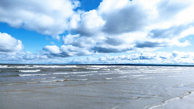 Scenic Grand Beach. Photo by Gileen Gabriel.