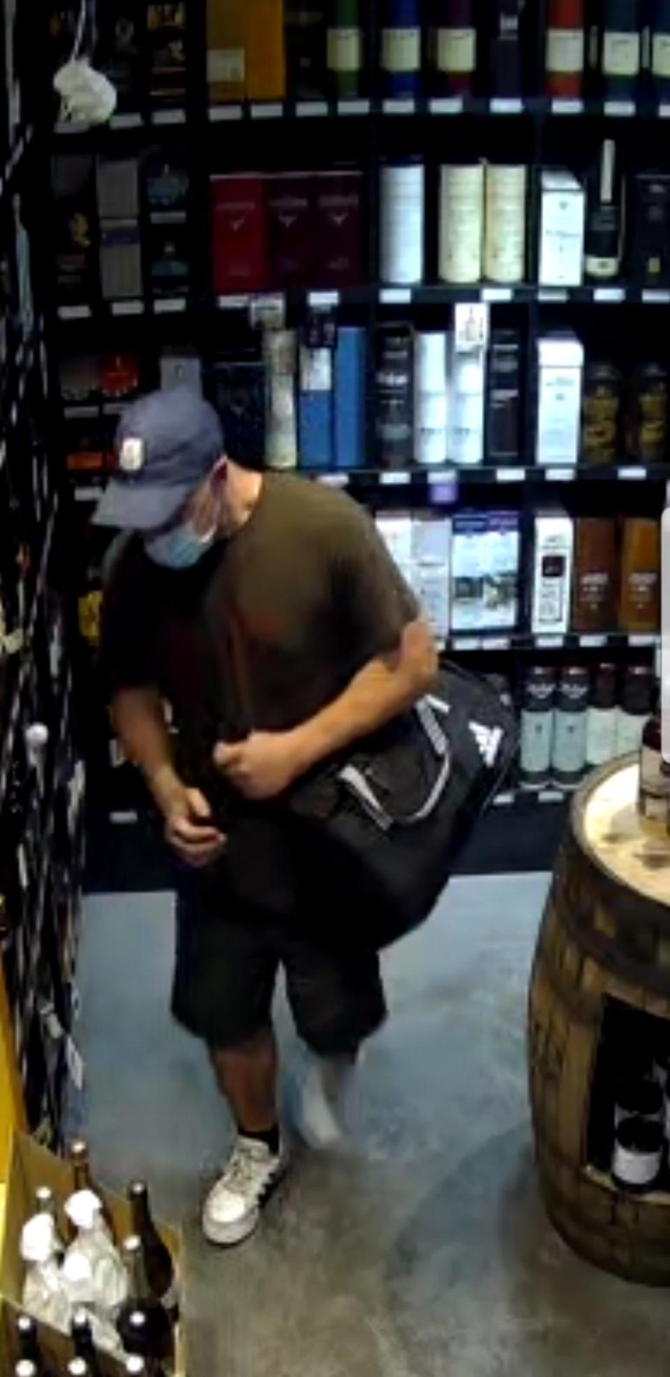 ob liquor theft