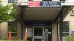 Emergency room at Oromocto hospital closed