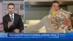 Five and Dine: General Assembly Pizza