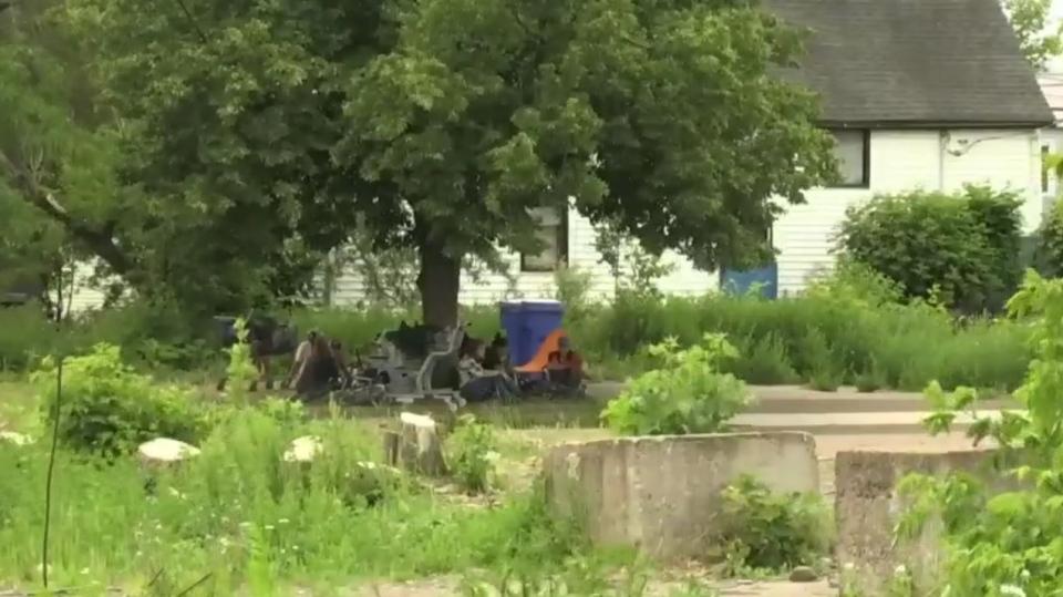 Moncton's homeless