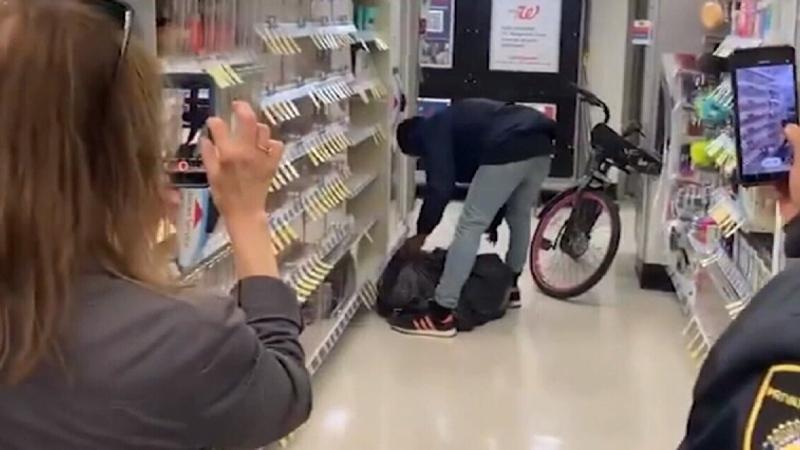 Shoplifting epidemic in San Francisco
