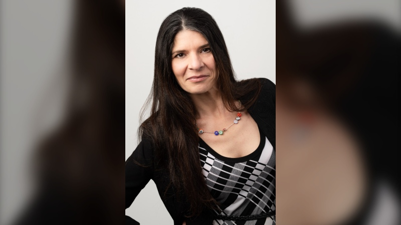 Former Laurentian University professor Nadia Verelli will be acclaimed Tuesday evening as the federal NDP candidate to run in the riding of Sudbury. The news comes as the only other candidate, Beth Mairs, had to back out. (Supplied)