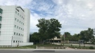 The National Microbiology Lab in Winnipeg (Josh Crabb, CTV News)