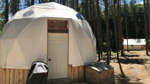 Glen Oro Farm introduces the eco-retreat. (Dave Sullivan/CTV News)