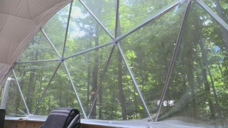Glen Oro Farm Eco retreat