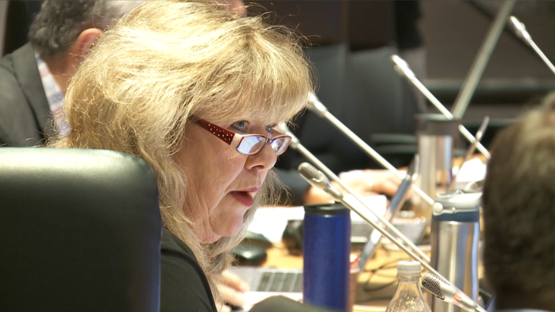 Barrhaven Councillor Jan Harder is pictured in this undated file image.