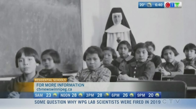 Getting to the truth of residential schools