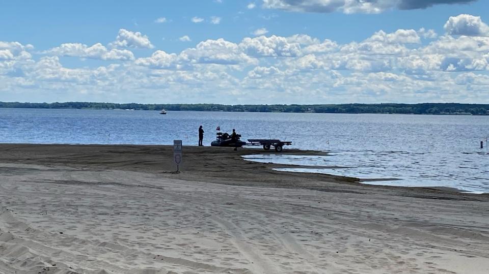 missing man oka beach