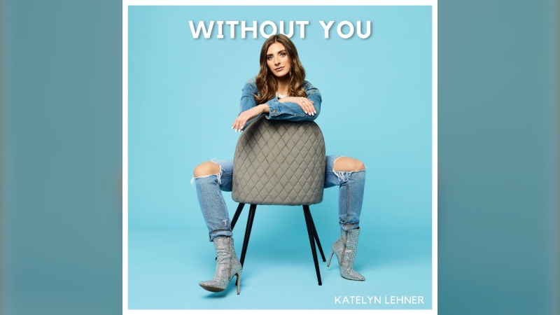 """Katelyn Lehner's latest single """"Without You"""" has become the second most downloaded country song in Canada. (Submitted photo)"""