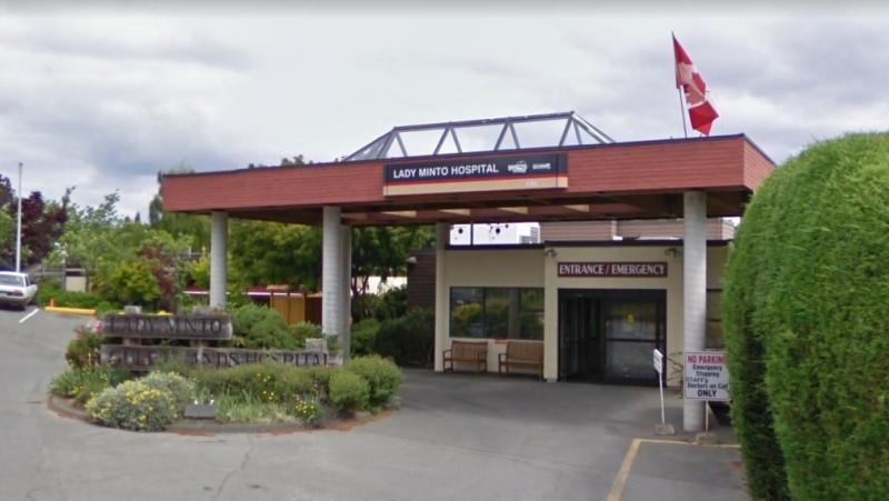 Lady Minto Hospital on Salt Spring Island. (Google Maps)