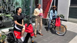 The City of Montreal and Tourism Montreal announced it is investing more than $1 million into the city's culinary scene as part of a plan to boost tourism on the island this summer. (Stephane Giroux/CTV News)