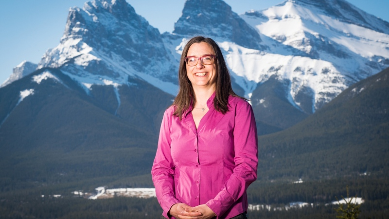 Rachel Ludwig has been named the new CEO of Tourism Canmore Kananaskis. (Submitted)