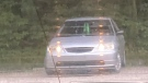 Essex County OPP are looking to speak with the owner of this vehicle in relation to an investigation at the Maidstone Conservation Area in Lakeshore, Ont. (courtesy Essex County OPP)