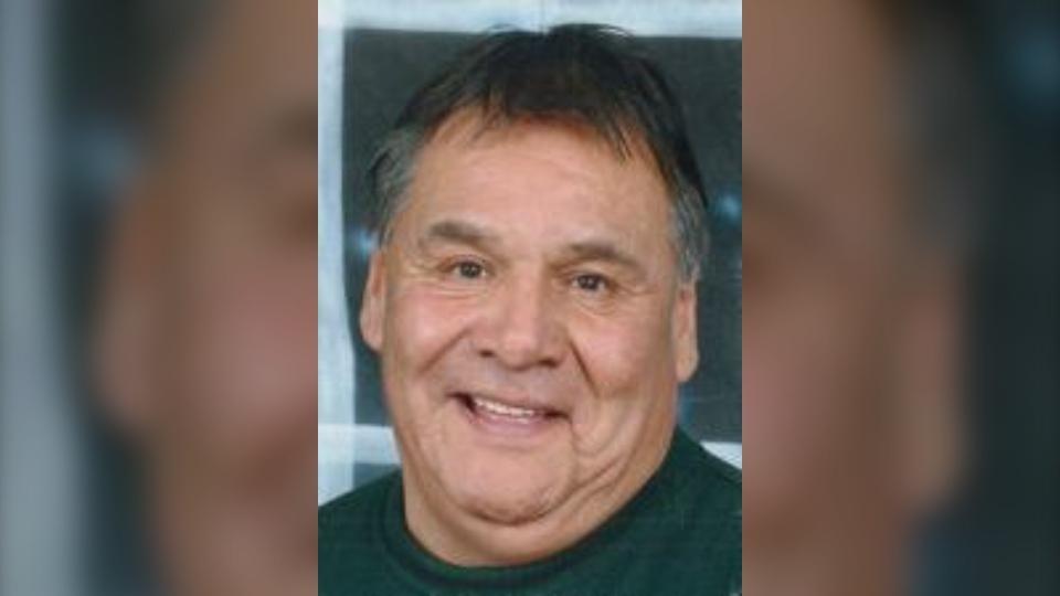 Thomas Neshkewe, 67, was killed while walking