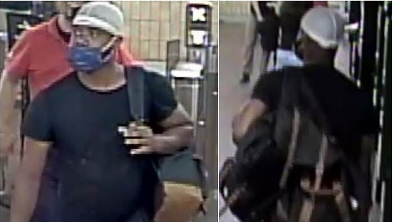 Photos of suspect provided by Toronto Police Services.