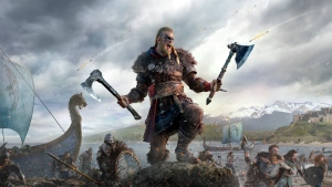 Montreal-based video game developer Ubisoft is partnering with Tourism Ireland to promote the country's majestic landscapes with the help of social media influencers who stream their gameplay of Assassin's Creed Valhalla expansion, The Wrath of the Druids. (Photo courtesy of Ubisoft)