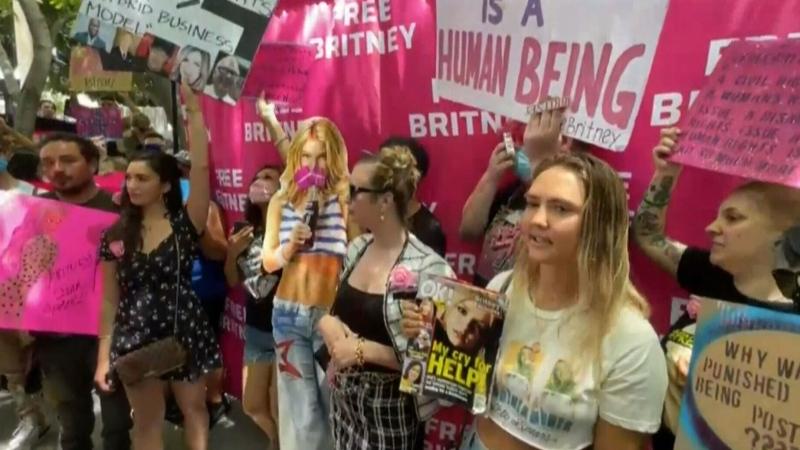 britney rally