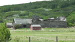A barn at the site of the Dunbow Industrial School, south of Calgary. Joseph Arcan was the first student to die while attending Dunbow Industrial School. Before the school was closed in 1922, 72 more students would also die.  Logs kept by school administrators offer a glimpse into the care – or lack thereof - the students received.