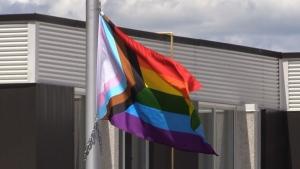 Video shows Pride flag burned at Huntsville school