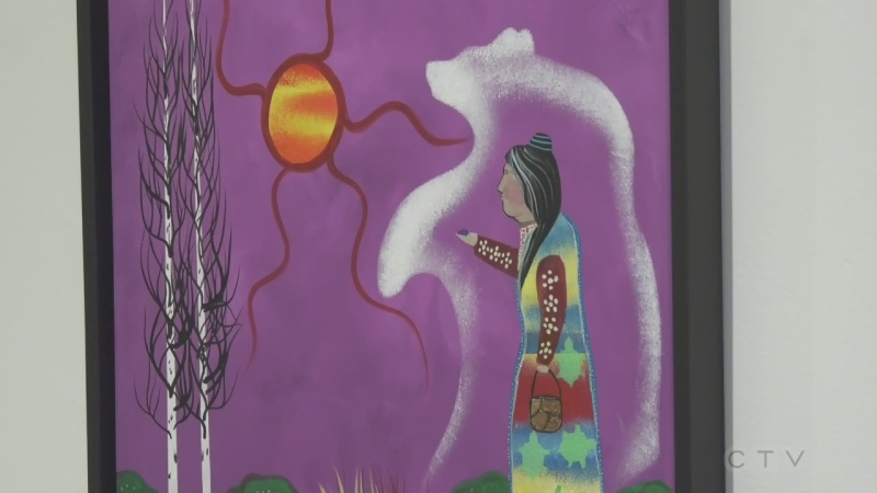 North Bay art gallery showcases Indigenous culture
