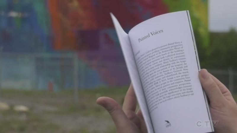New book showcases rainbow mural in Sudbury
