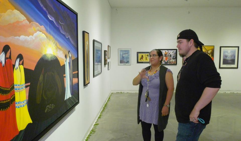 WKP Kennedy Art Gallery