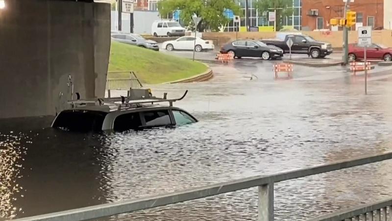 City seeks disaster relief funding
