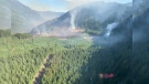Hope wildfire