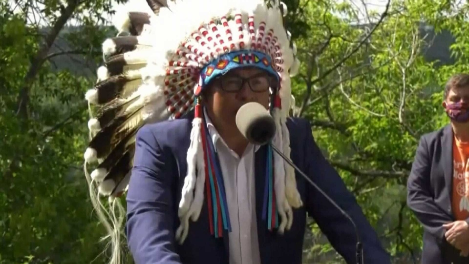 Chief Aaron Young