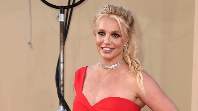 Britney Spears arrives at the premiere of 'Once Upon a Time in Hollywood,' on July 22, 2019, in Los Angeles. Spears turns 39 on Dec. 2. (Photo by Jordan Strauss/Invision/AP, File)