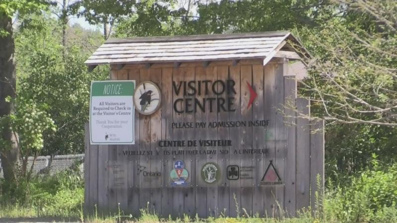 Wye Marsh in Midland opens